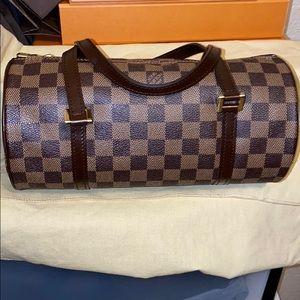 LOUIS VUITTON  N51304 Handbag Papillon 26 Damier